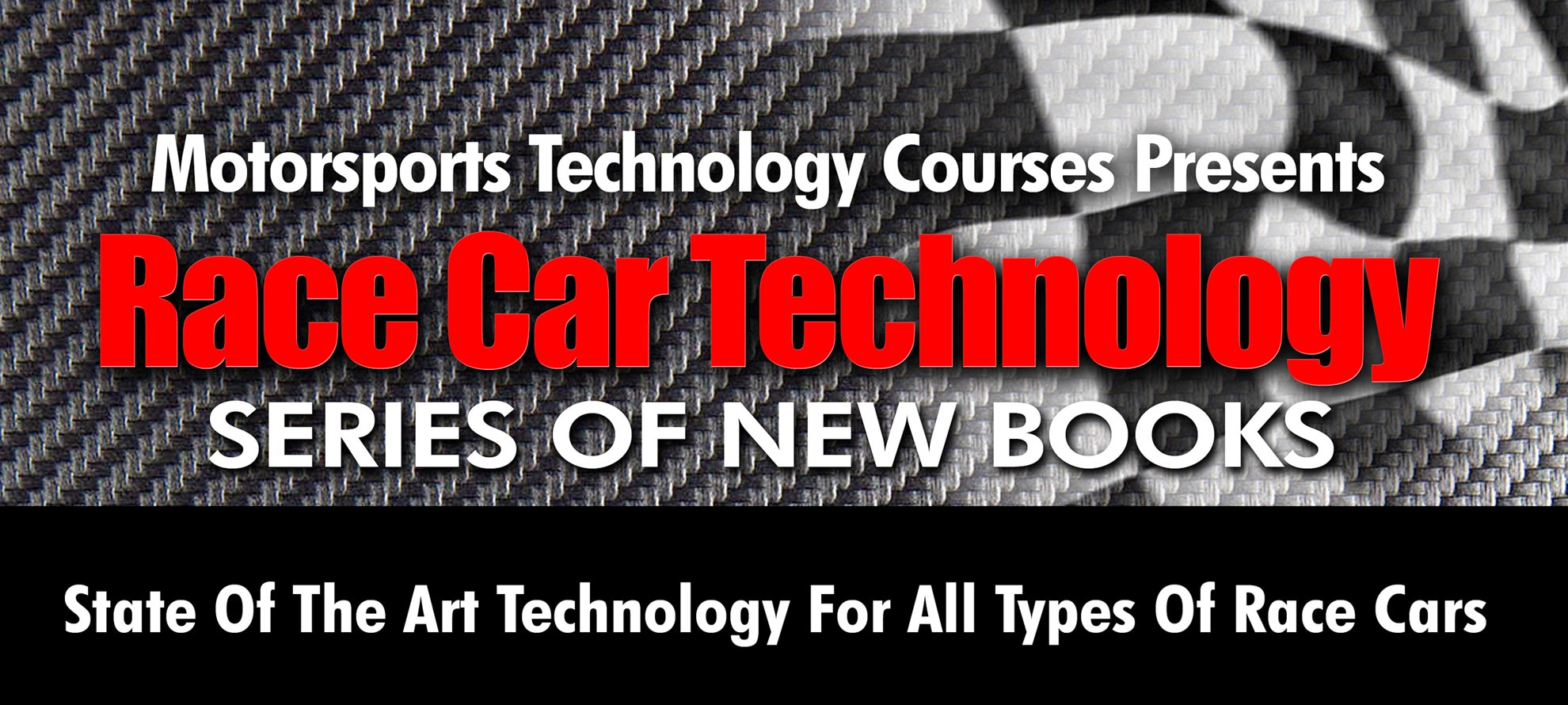 CRD Publishing - Race Car Technology Books